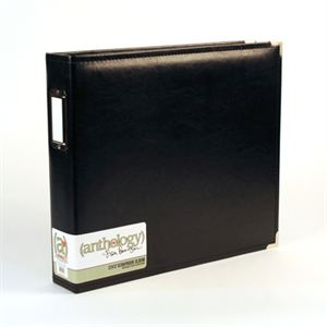 Picture of *50% OFF* Anthology 12 x 12 Album - Black *SALE* WHILE SUPPLIES LAST